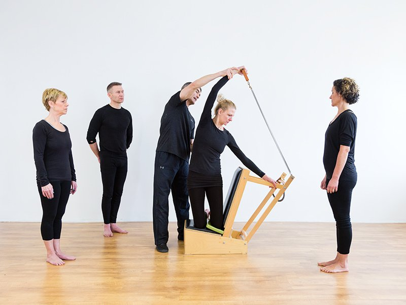 Classical Pilates Teacher Training Courses by Kirk Smith